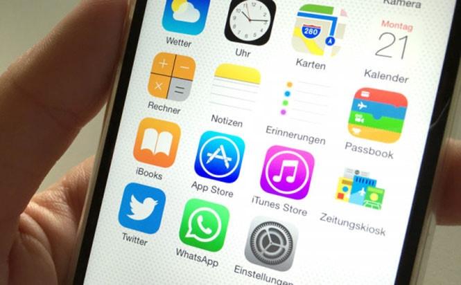 Apple cập nhật các điều khoản App Store ngay sau khi công bố loạt iPhone mới  /// Ảnh: AFP