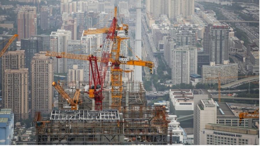 Bắc Kinh dừng xây dựng trong mùa đông ngăn ô nhiễm không khí - Ảnh 1.