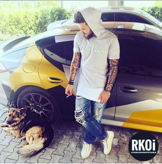 Các tiểu thư, công tử giàu có Thổ Nhĩ Kỳ phô bày cuộc sống giàu có trên Instagram khiến người xem choáng ngợp - Ảnh 8.