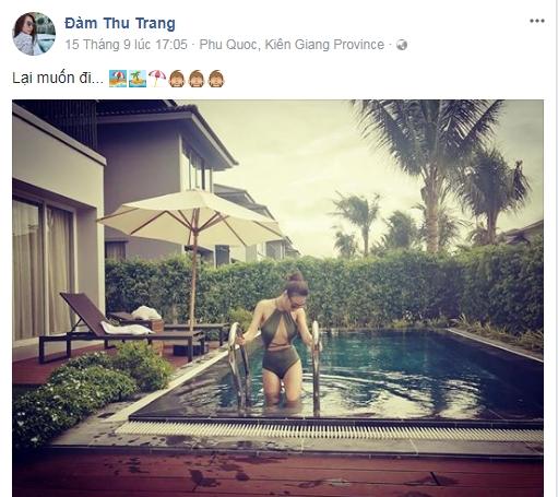 Đàm Thu Trang đang muốn được đến Phú Quốc. - Tin sao Viet - Tin tuc sao Viet - Scandal sao Viet - Tin tuc cua Sao - Tin cua Sao