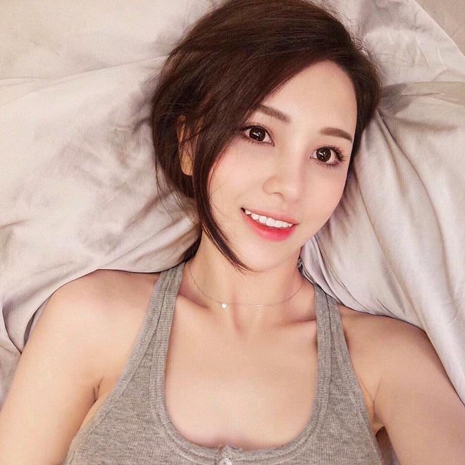 Cô bạn Trung Quốc mặt xinh, dáng đẹp, người gì đâu đáng yêu hết phần người khác - Ảnh 2.