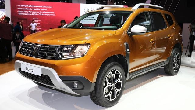 Dacia Duster 2018 có giá tốt đến giật mình - Ảnh 1.