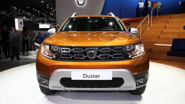 Dacia Duster 2018 có giá tốt đến giật mình - Ảnh 2.