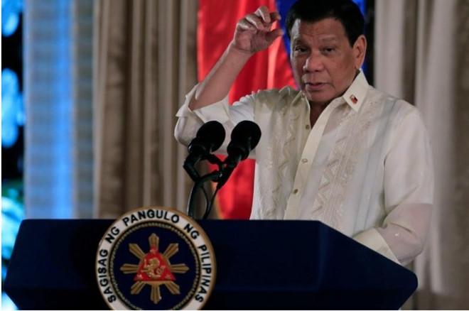 Duterte moi LHQ giam sat cuoc chien chong ma tuy o Philippines hinh anh 1