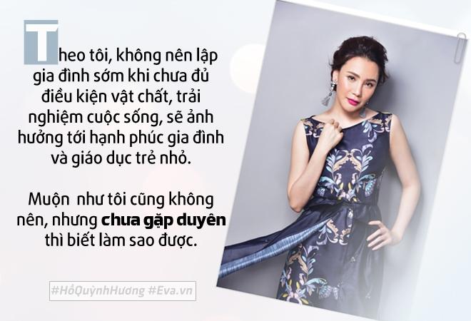 Gần 35-40 tuổi, loạt sao Việt vẫn lười lấy chồng và lời biện minh ai nghe cũng gật gù - Ảnh 4.