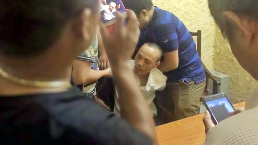 Hai tử tù bị bắt khi định trốn sang Trung Quốc - Ảnh 4.