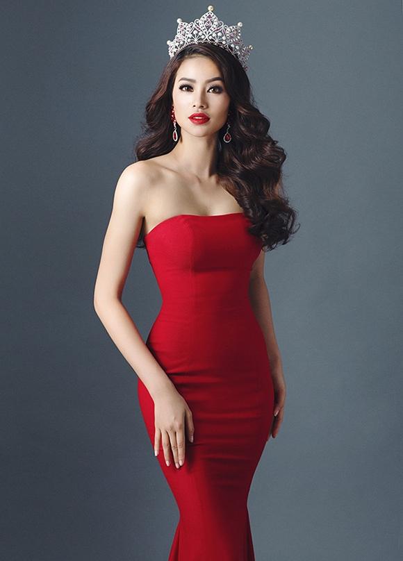 Hoa hậu phạm hương,hoa hậu hoàn vũ việt nam,phạm hương nói về cuộc sống,chuyện làng sao,sao Việt