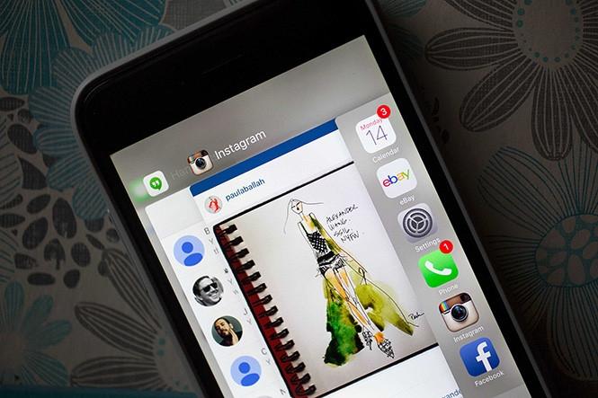 Khai thác tính năng App Switcher trên iPhone X - ảnh 2