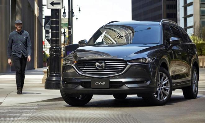 Mazda CX-8 gia tuong duong 660 trieu tai Nhat Ban hinh anh 2