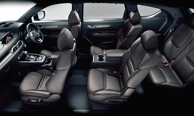 Mazda CX-8 gia tuong duong 660 trieu tai Nhat Ban hinh anh 6