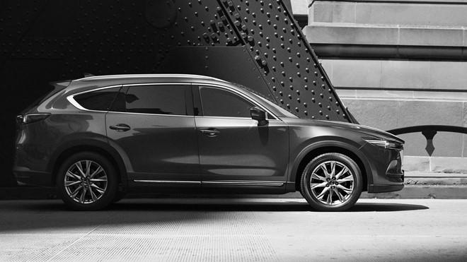 Mazda CX-8 gia tuong duong 660 trieu tai Nhat Ban hinh anh 7