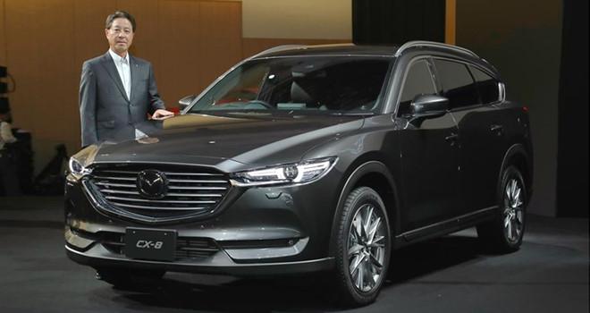 Mazda CX-8 gia tuong duong 660 trieu tai Nhat Ban hinh anh 9