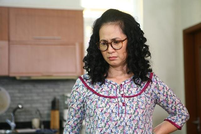 NSND Lan Hương với vai diễn ấn tượng trong phim Sống chung với mẹ chồng