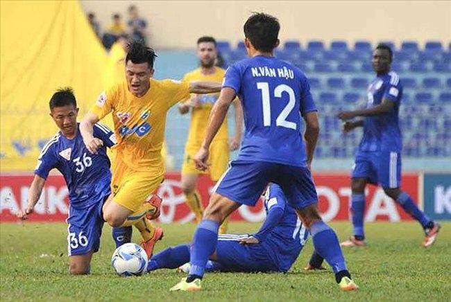 Vòng 18 V-League: Hoang mang thắng giả, thắng thật... - Ảnh 2.