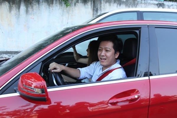 chiec xe hoi trong clip dau khau cua truong giang da tung bi va cham nam 2016 - 2