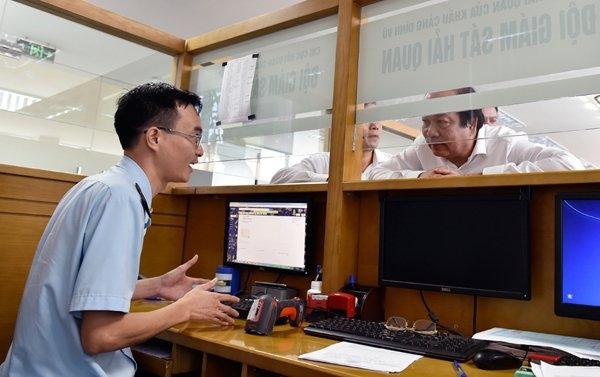 thủ tục hành chính, Bộ trưởng Mai Tiến Dũng, Trần Đình Thiên, hải quan