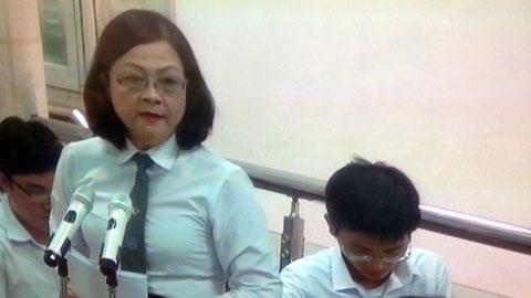 Hà Văn Thắm, Phạm Công Danh, Hứa Thị Phấn, đại án Oceanbank