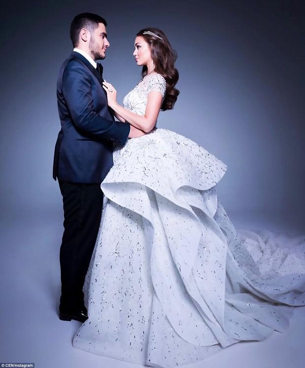 Đám cưới xa hoa của con trai ông trùm bất động sản Nga cùng cô dâu xinh đẹp như công chúa trong truyện cổ tích - Ảnh 4.