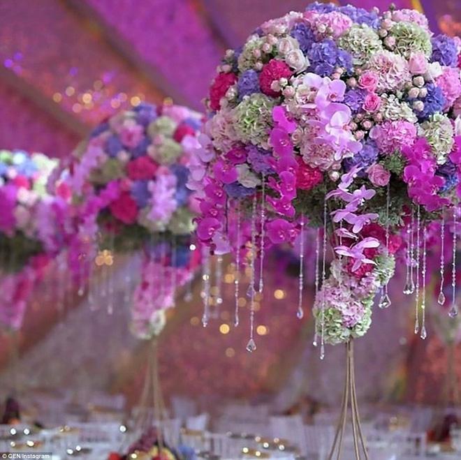 Đám cưới xa hoa của con trai ông trùm bất động sản Nga cùng cô dâu xinh đẹp như công chúa trong truyện cổ tích - Ảnh 10.