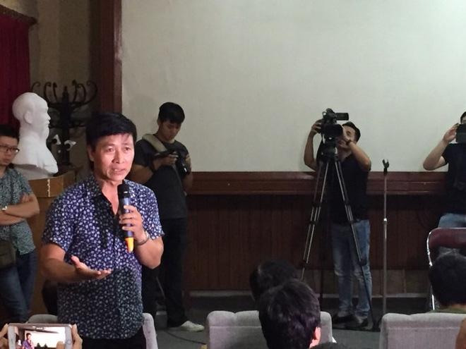 Nghệ sĩ ở hãng Phim truyện Việt Nam bức xúc vì bị gọi là... ăn trộm - Ảnh 2.