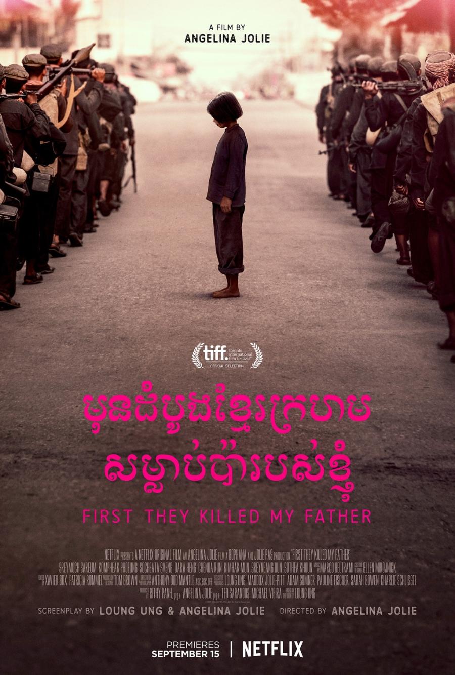 Phim moi cua Angelina Jolie va noi dau mang ten Khmer Do hinh anh 1