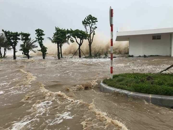 Sau bão số 10, VN còn hứng chịu bao nhiêu cơn bão đến cuối năm 2017? - 1