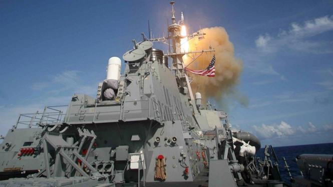 Dự luật ngân sách quốc phòng mới đề xuất 8,5 tỉ USD củng cố hệ thống phòng thủ tên lửa Mỹ /// Hải quân Mỹ