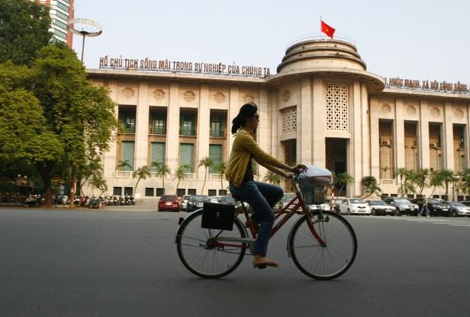 Theo NHNN, việc xếp hạng các tổ chức tín dụng và chi nhánh ngân hàng nước ngoài nhằm phục vụ an ninh tiền tệ. Ảnh: Hồng Vĩnh.
