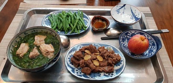 Bà mẹ chồng quốc dân ngày nấu đủ 3 bữa, mỗi bữa một thực đơn ngon lành đẹp mắt cho con dâu ở cữ - Ảnh 7.