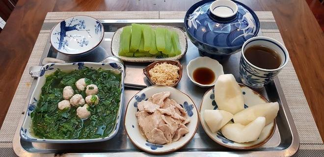 Bà mẹ chồng quốc dân ngày nấu đủ 3 bữa, mỗi bữa một thực đơn ngon lành đẹp mắt cho con dâu ở cữ - Ảnh 9.