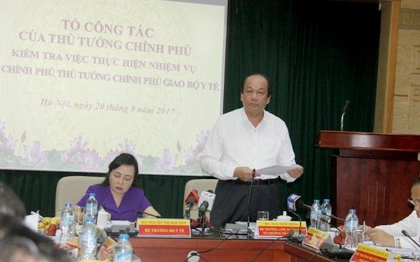 Mai Tiến Dũng,Nguyễn Thị Kim Tiến,Tổ công tác Thủ tướng,lạm quyền,giấy phép con