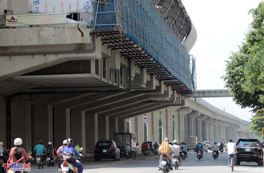 đường sắt trên cao, Cát Linh-Hà Đông, đường sắt Cát Linh-Hà Đông