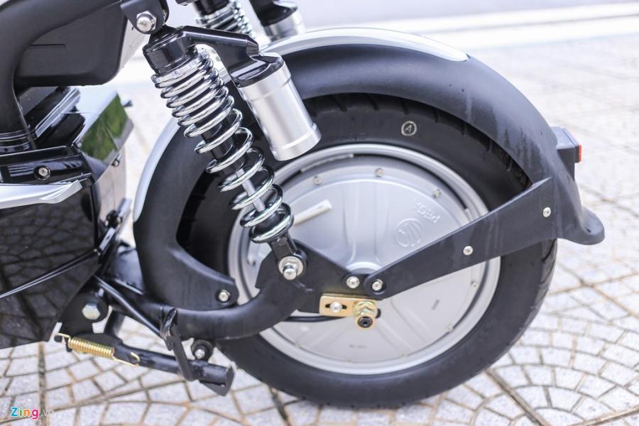 Đánh giá Crazy Bull 2: Đối thủ của xe máy 50 phân khối - 3