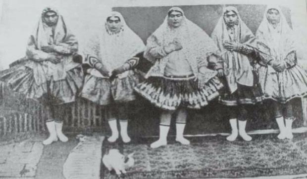Đây là nhan sắc người vợ xinh đẹp nhất trong hậu cung gần 100 người của vua Ba Tư - Ảnh 9.