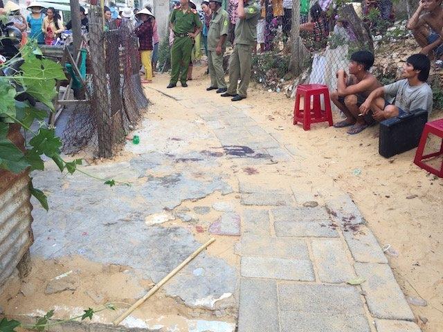 em đâm chết anh, giết người, Bình Thuận