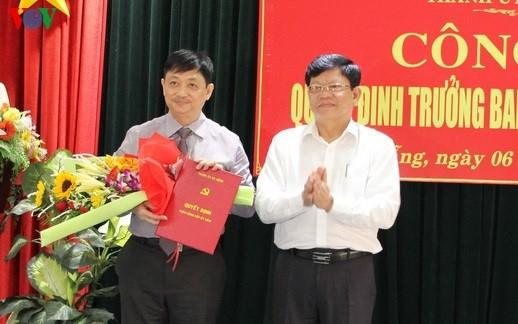 Nguyen Chu tich UBND Da Nang: Ong Xuan Anh noi chua di doi voi lam hinh anh 1