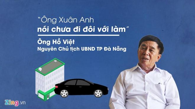 Nguyen Chu tich UBND Da Nang: Ong Xuan Anh noi chua di doi voi lam hinh anh 3