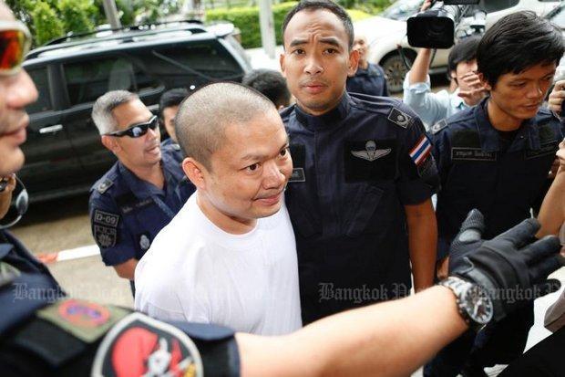 Nhà sư ăn chơi nhất Thái Lan hầu tòa vì cáo buộc hiếp dâm - 2