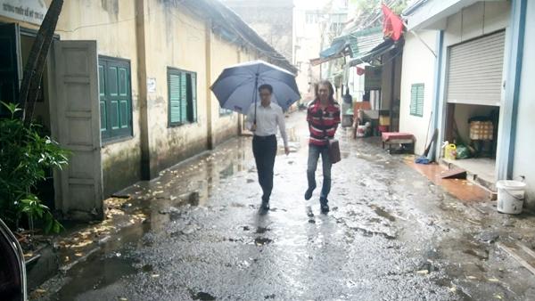 Hãng phim truyện Việt Nam, Phó thủ tướng Vũ Đức Đam