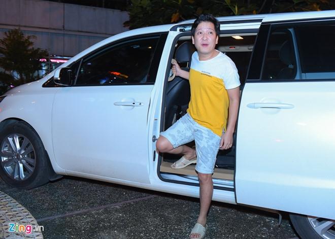 Tai xe trong vu va cham: 'Truong Giang phai len tieng xin loi toi' hinh anh 1