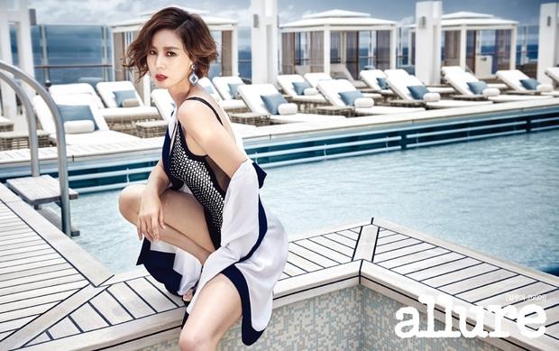 Top Hoa hậu Hàn Quốc huyền thoại: Người trở thành nữ đại gia showbiz, kẻ tuột dốc thảm hại vì thẩm mỹ - Ảnh 3.
