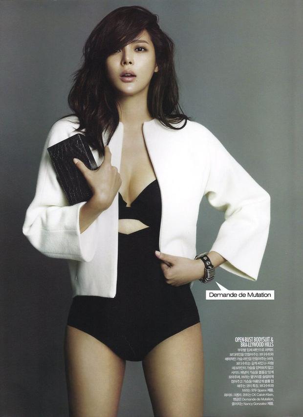 Top Hoa hậu Hàn Quốc huyền thoại: Người trở thành nữ đại gia showbiz, kẻ tuột dốc thảm hại vì thẩm mỹ - Ảnh 24.