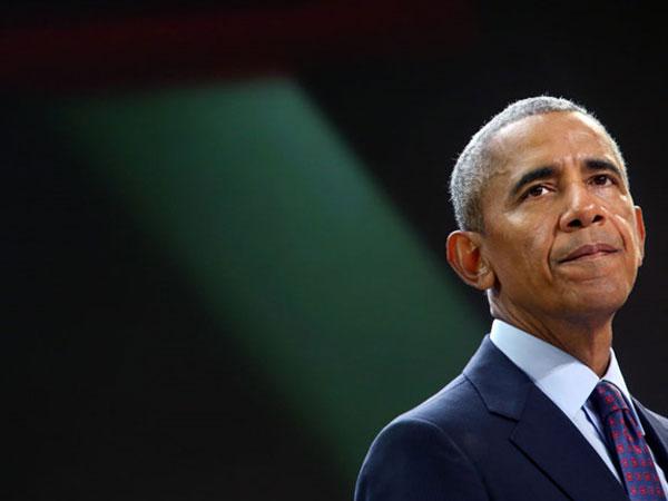 Cựu tổng thống Obama nói về