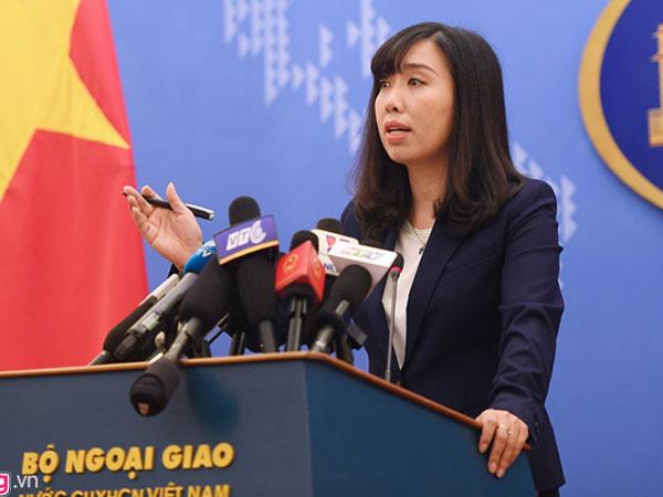 Người phát ngôn BNG lên tiếng về phim Chiến tranh Việt Nam