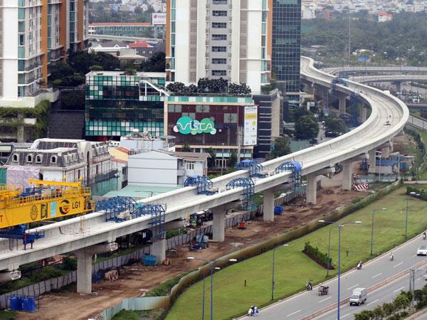 Video: 5 cây cầu đặc biệt trên tuyến metro Bến Thành - Suối Tiên