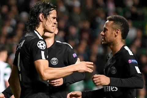 Dan anh Cavani Neymar giong nhu dua tre con xau tinh hinh anh