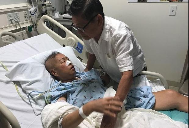 Em gái không được sang hiến tủy, người phụ nữ gốc Việt phải nằm chờ chết trong bệnh viện tại Mỹ - Ảnh 1.
