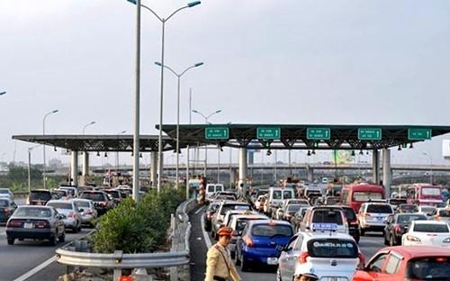BOT,cao tốc Pháp Vân - Cầu Giẽ,trạm thu phí,phí BOT