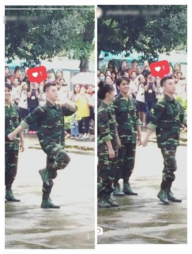 Hình ảnh điển trai cực ngầu của anh lính Sơn Tùng M-TP đang hot rần rần đây này! - Ảnh 1.