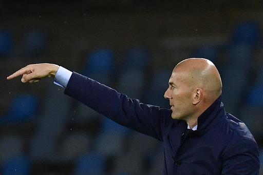 HLV Zidane đã gia hạn hợp đồng với Real Madrid